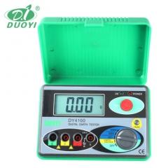 多一 DY4100 数字式电子接地电子电阻测试仪 兆欧表/摇表 2000Ω