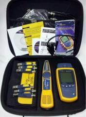 Fluke MicroScanner2 电缆测试仪 套包MS2-KIT/100 美国福禄克