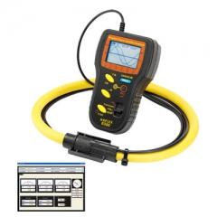 台灣泰仕  AFLEX-6300 绘图式电力及谐波分析仪