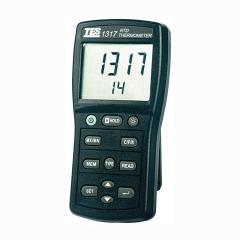 TES 台湾泰仕 TES-1317 TES-1318 白金电阻温度表 TES-1317