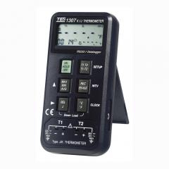 TES 台湾泰仕 TES-1307 K/J 记忆式温度表