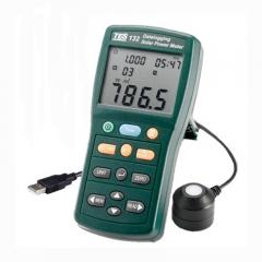 TES 台湾泰仕 TES-132 太阳能功率表(记录型)