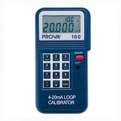 TES 台湾泰仕 PROVA-100 4-20 mA程控校正器