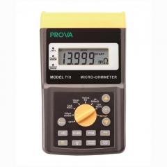 TES 台湾泰仕 PROVA-700 PROVA-710 Milli欧姆表 PROVA-710