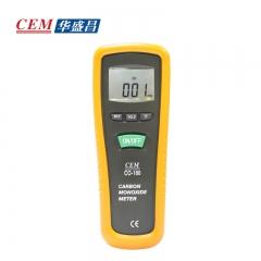 CEM华盛昌有毒有害气体检测仪便携式报警一氧化碳检测仪CO-180