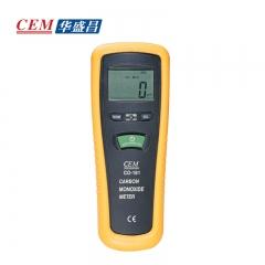 CEM华盛昌厂家直销 便携式一氧化碳CO检测仪工业专用报警器CO-181