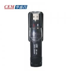 CEM华盛昌 DT-171 温湿度数据记录仪 温度记录仪 智能 带USB接口