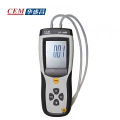 CEM华盛昌厂家直销专业差压计USB数字式记录分析 DT-8890