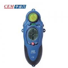 CEM华盛昌多功能电线探测器手持金属探测器墙体探测仪LA-1010