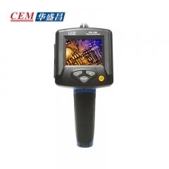 CEM华盛昌视频仪/内窥镜管道摄像防水机械维修检测视频仪BS-100