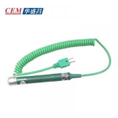 CEM华盛昌 K型热电偶温度探头 温度探头 温度计 探头NR-31B