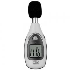 CEM华盛昌噪音计声级计音量测试仪/分贝仪噪音测试DT-85A