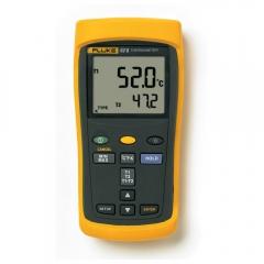 Fluke福禄克 50II系列 接触型数字温度表 52-II