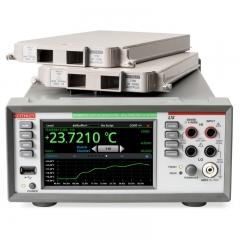 美国泰克吉时利DAQ6510 6 1/2 位数据采集和记录万用表系统