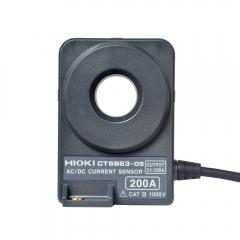 HIOKI 日本日置 CT6862 CT6863 AC/DC 电流传感器 CT6862