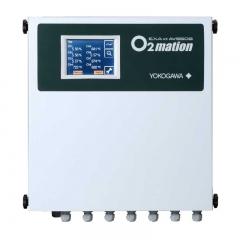 日本横河 AV550G 氧化锆氧分析仪平均转换器