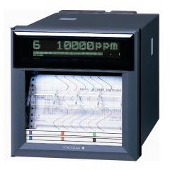 日本横河 µR系列 有纸记录仪 µR10000
