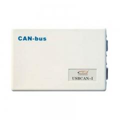 致远周立功 USBCAN-II USBCAN-I USBCAN系列CAN接口卡 USBCAN-II