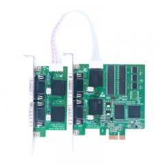 致远周立功 PCIe-9140I PCIe-9120I PCIe接口CAN卡 PCIe-9140I