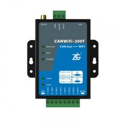 致远周立功 CANWIFI-200T 高性能WiFi转CAN模块