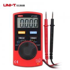 UNI-T优利德 UT120A 口袋型袖珍数字万用表
