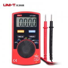 UNI-T优利德 UT120C 口袋型袖珍数字万用表