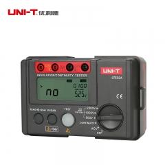 UNI-T优利德 UT502A 绝缘电阻测试仪