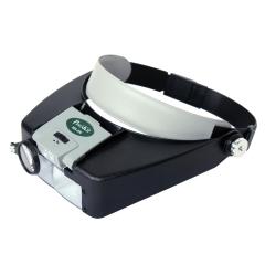 宝工(Pro'skit) MA-016 LED头戴式放大镜灯 可调式放大镜灯