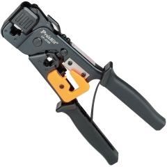 宝工(Pro'skit) CP-376E 6P/8P双口铁柄网络压线钳