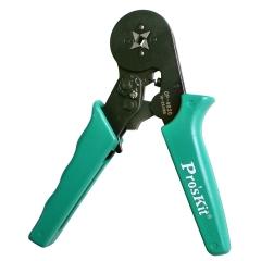 宝工(Pro'skit)CP-462G 四边型自调压线钳 管型欧式端子压接钳