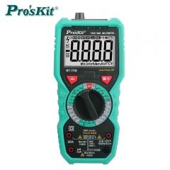 台湾宝工Pro'skit MT-1706-C 数字万用表 测试流 直流