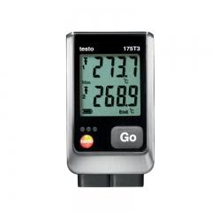 德图 testo 175T3 电子温度记录仪