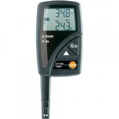 德图testo 177-H1 4通道电子温湿度记录仪