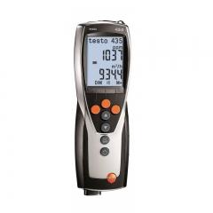 德图testo 435-4 - 多功能室内空气质量检测仪