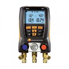德图testo550-1套装 - 电子歧管仪