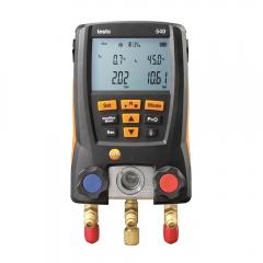 德国德图 testo 550 -基础级电子冷媒表组 订货号  0560 0550