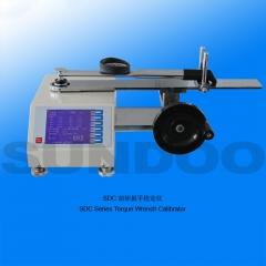 山度数字式力矩扭力扭矩扳手检定仪SDC-20/50/100 SDC-5B0/1000B SDC-2