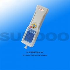 山度SP图显式推拉力计S型/轮辐式传感器外置式SP-10K20K50K100K2000K SP-10