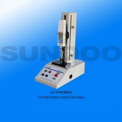 山度电动立式机台SJY-500/1000电动卧式机台SJH-500测试台SJV-5K10K SJY-
