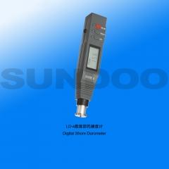 山度LD-A数显邵氏硬度计数显A型软塑料橡胶硬度计 测试机架 SLD-A测试架