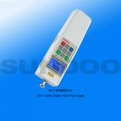 山度SH-F按键专用数显测力计SH-2F 10F 20F100F推力力计台架SPF测量台架 SPF测