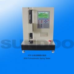 山度全自动弹簧试验机SDS-10/100 拉伸力压缩力SDS-500/SDS-1000疲劳 SDS-