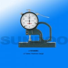 山度皮革测厚仪LP-5710百分测厚仪LP-5810提壶式测厚仪LP-3710管壁测厚仪 数显百分测