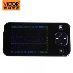 胜利正品 VC101彩色示波表 袖珍式示波器 手持式高精度 0-200kHz