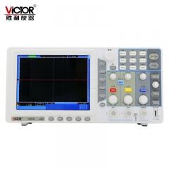 胜利正品VC1060A VC1025A VC1100AN数字存储示波器彩色TFT LCD显示 VC1