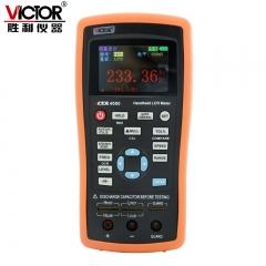 胜利仪器 LCR测试仪VC4080 数字电感电阻电容表 手持式 高精度