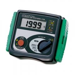 日本共立MODEL 4118A回路电阻测试仪