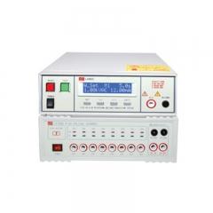 常州蓝光 LK7110S-4 LK7122S-4 四路扫描盒 多通道耐压绝缘测试仪 LK7110S-