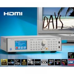 台湾Chroma Model 22293-B 视频信号图形产生器