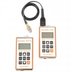 易高Elcometer 208 208DL 超声波ThruPaint™测厚仪